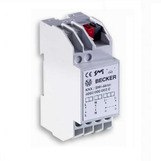 KNX / SMI Actuator - 8 Motors